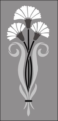http://www.stencil-library.co.uk/stencildesigns/artnouveau-stencils/page09/de249.gif