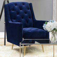 Small Accent Chairs For Living Room Chair Upholstery, Chair Fabric, Wingback Chair, Chair Cushions, Black Dining Room Chairs, Living Room Chairs, Desk Chairs, Eames Chairs, Ikea Chair