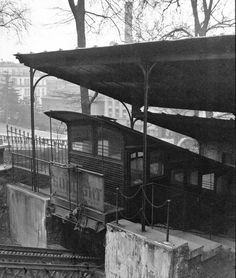 Le 1er funiculaire
