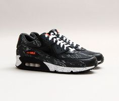 online store 5749b cd2cd atmos x Nike Air Max 90  Black Tiger Camo  - US Release   Sole