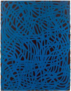 Sol LeWitt - Irregular Grid No. 9641