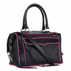 Sales Rebecca Minkoff - Mab Mini (Navy - Bags and Luggage new - is proud to offer the Rebecca Minkoff - Mab Mini (Navy - Bags and Luggage: Flaunt your fierce style with the vivacious Mab Mini handbag! Mini Handbags, Leather Handbags, Rebecca Minkoff Handbags, Gym Bag, Purses, Ebay, Satchel Bag, Hot Pink, Totes