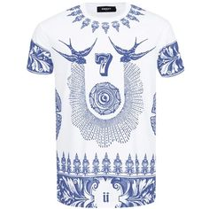 Tee Shirt Unkut Swallow Blanc - LaBoutiqueOfficielle.com