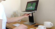 The Tiny Tower is compatible with both Windows and Mac laptops 11″ to 15″.