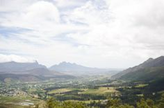 South Africa - travel photography - franschhoek -