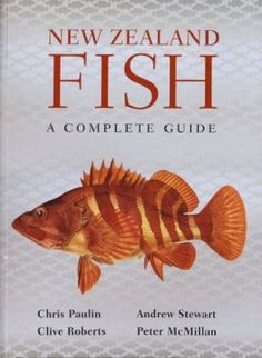 New Zealand Fish: A Complete Guide Libraries, New Zealand, Key, Fish, Amazon, Amazons, Unique Key, Riding Habit, Pisces
