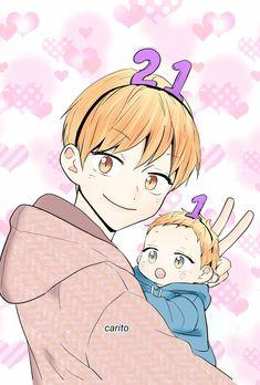 Manga Anime, Manhwa Manga, Otaku Anime, Anime Art, Anime Couples Drawings, Anime Couples Manga, Anime Guys, Manga Cute, Cute Anime Pics