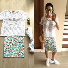 Burcu Rahim, fashion & style