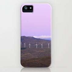 Windy iPhone & iPod Case by Guido Montañés - $35.00