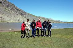 satsar lakes og kashmir great lakes trek