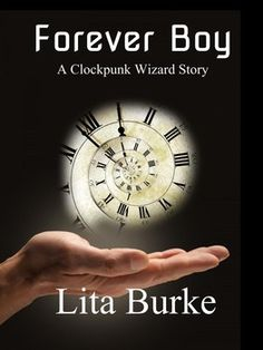 Ready to read something original? Forever Boy (Clockpunk Wizard Book 1) by Lita Burke is unlike anything you have read before. Perfect for the YA reader. If Clockpunk genre is new to you, its fantasy/science fiction set in an age of clockwork machines, handsome cabs and airships. Lita has created a whole new unique world, with new rules and spiritual values.