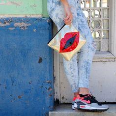 ¡Un beso para tod@s! Neceser de la tienda @tina.allo  #fashion #design #MiTiendaNube
