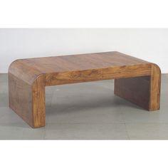 Konferenční stolek z masivního palisandru
