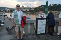 Great way to end the day in Prague, beautiful river cruise and great food.