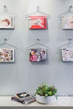 more interior design inspiration on the Homepolish Magazine.See more interior design inspiration on the Homepolish Magazine. Salon Interior Design, Salon Design, Studio Design, Inspiration Wall, Interior Design Inspiration, Furniture Inspiration, Home Salon, Office Interiors, Store Design