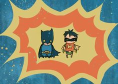 Dynamic Duo by theGorgonist on Etsy