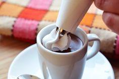 Mexican Chocolate Pots de Creme - non-dairy!