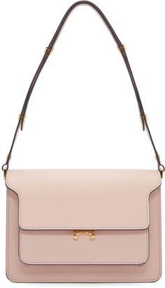 Marni - Pink Medium Trunk Bag