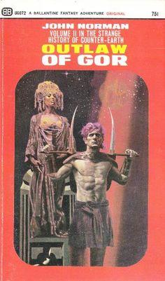 Outlaw of Gor - John Norman