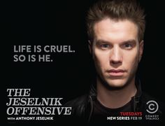 anthony jeselnik in pictures Best Tv Shows, Favorite Tv Shows, Anthony Jeselnik, Truth And Lies, Ex Husbands, Film Music Books, New Series, Stand Up, Comedians