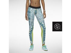Nike Pro Nomadic Night Women's Tights - £80