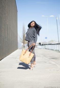 Sportswear, Jogger Style & heels www.wallaceyolicia.com