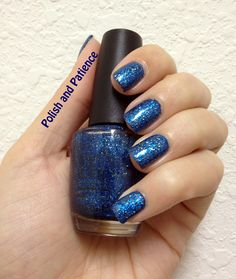 OPI Absolutely Alice presented by Polish and Patience - www.PolishAndPatience.com