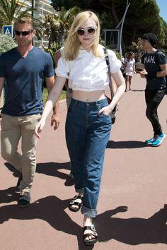 #Cannes, #Elle, #ElleFanning, #Strolled Elle Fanning - Enjoying a Stroll at Croisette in Cannes, France 05/20/2017 | Celebrity Uncensored! Read more: http://celxxx.com/2017/05/elle-fanning-enjoying-a-stroll-at-croisette-in-cannes-france-05202017/