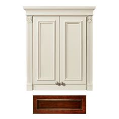 Architectural Bath Tuscany Wall Cabinet (Common: 24-in; Actual: 24-in)