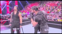 WWE Crack Vid {This Is The End}
