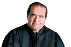 What is a moderate interpretation of the text? Halfway between what it really means and what you'd like it to mean? - Antonin Scalia