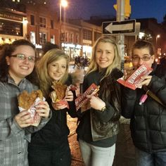 BeaverTails makes a great stop for any girls' night out! Instagram photo by @georgiatravels (georgia)