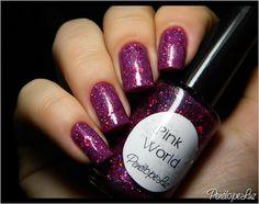 Pink World - Penélope Luz by Penélope Luz, via Flickr