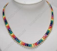 Beads of pearl Rainbow