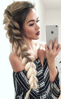 Hair Inspiration: Top 7 Party Hairstyles for New Year!
