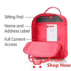 Outer material:100% Polypropylene Backpack Model:Kids Gender:Kids Concept:Outdoor Height:29 cm Width:20 cm Depth:13 cm Weight (FJR):220 g Volume:7 L Non Textile Parts of Animal Origin:No Activity:Everyday Outdoor Laptop pocket:No Asda, Making Ideas, Projects To Try, Boards, Baby Shower, Activities, Bathroom, Tattoos, Birthday