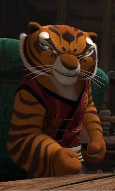 Tigress Kung Fu Panda, Po And Tigress, Disney Pixar, Disney And Dreamworks, Beloved Movie, Furry Oc, Dragon Warrior, Dreamworks Animation, Anime Scenery