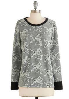 Printed Sweaters - Sunday Off Sweatshirt