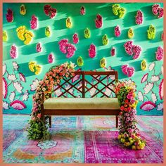 baby shower indian Baby shower decor by amaahyaaj Production poojan_decor decorsutra for inspiration Tag decorsutra to get Desi Wedding Decor, Wedding Stage Design, Wedding Stage Decorations, Backdrop Decorations, Backdrops, Wedding Mandap, Wedding Receptions, Flower Decorations, Wedding Ideas