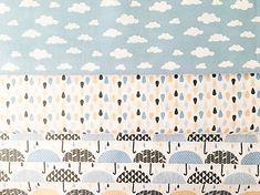 Jemná husto tkaná bavlnená látka so vzorom svetlomodrých a béžových dáždnikov, dá sa výborne kombinovať s ďalšími látkami v našej ponuke. Látka má certifikát Öko-Tex Standard 100 (je vhodná... The 100, Quilts, Blanket, Scrappy Quilts, Quilt Sets, Blankets, Log Cabin Quilts, Cover, Comforters