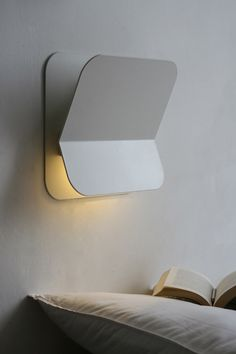 Asketik wall lamp & shelf