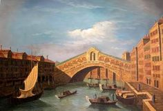 High Quality Free shipping For Bedroom Venice oil painting on canvas YTWNS022-in Painting & Calligraphy from Home & Garden on Aliexpress.com Oil Painting On Canvas, Alibaba Group, Venice, Home And Garden, Calligraphy, Free Shipping, Bedroom, Artwork, Room