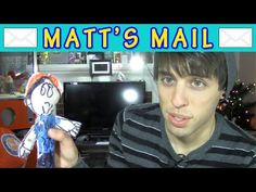 Paper Matt vs. Paper Mario - Matt's Mail Claw Machine, Paper Mario, Baseball Cards, Books, Libros, Book, Book Illustrations, Libri