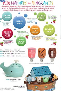 Available September 1st Www.angelarumsey.scentsy.us