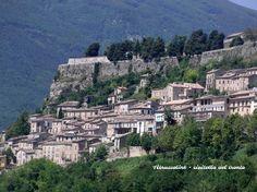 Town and fortress.  #viviabruzzo www.abruzzolink.com