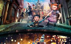 Boxtrolls Is A Movie For Uncivilized People Of All Kinds