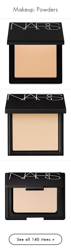 """""""Makeup: Powders"""" by katiasitems on Polyvore featuring beauty products, makeup, face makeup, foundation, beauty, fillers, make, 34. foundation & blush., sun protection mask and oil free foundation"""