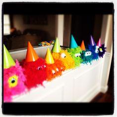 Monster Birthday ideas