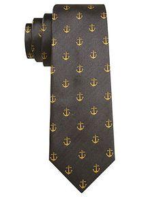Penguin Tie, Anchor - Mens Ties - Macy's