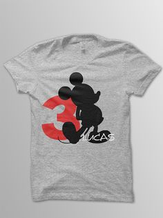 Mickey birthday shirt toddler Mickey Mouse by ConchBlossom on Etsy
